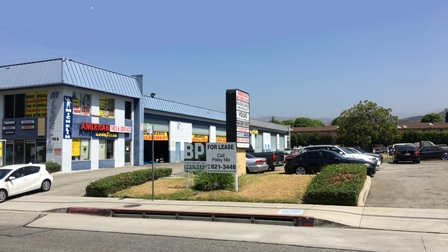 Picture of subject property, Auto Repair Center in Glendora
