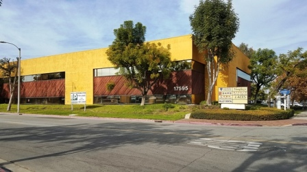 Picture of subject property, Puente Hills East Office building
