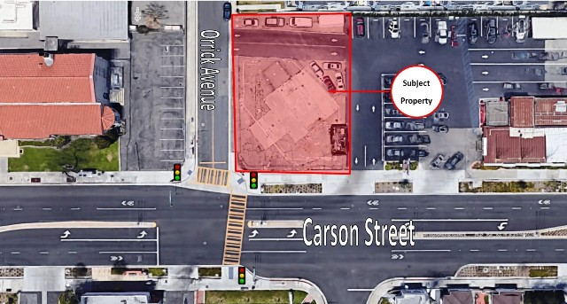 Picture of subject property, Plot of Land in Carson