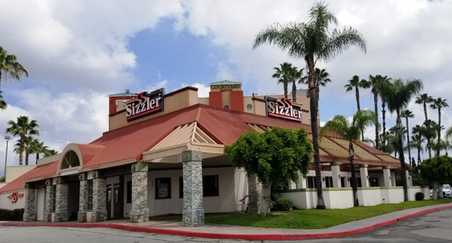 Picture of subject property, Former Sizzler in Baldwin Park